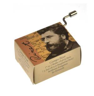 Georges Bizet - Carmen Habanera Music Box - L'amour est un oiseau rebelle Thumbnail 1