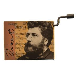 Georges Bizet - Carmen Habanera Music Box - L'amour est un oiseau rebelle Thumbnail 6