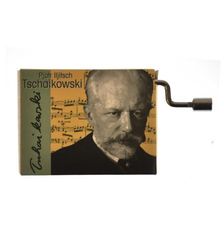 Tchaikovsky / Tschaikowski - Swan Lake  / Le lac des cygnes / Schwanensee  Music Box