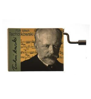 Tchaikovsky / Tschaikowski - Swan Lake  / Le lac des cygnes / Schwanensee  Music Box Thumbnail 1