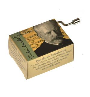 Tchaikovsky / Tschaikowski - Swan Lake  / Le lac des cygnes / Schwanensee  Music Box Thumbnail 2