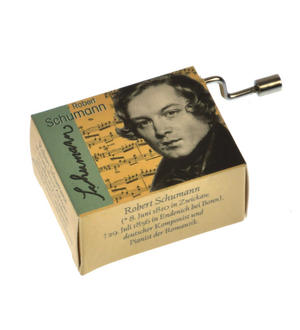 Robert Schumann - Reverie / Träumeree Music Box Thumbnail 1