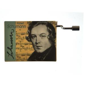 Robert Schumann - Reverie / Träumeree Music Box Thumbnail 2