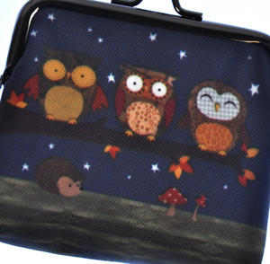 Night Owls Clasp Purse Thumbnail 4