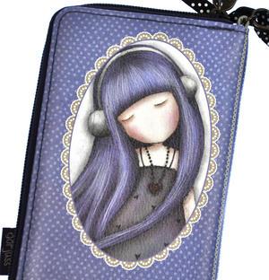 Dear Alice - Zip Wallet By Gorjuss Thumbnail 3