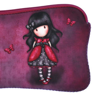 Ladybird - Neoprene Accessory Case by Gorjuss Thumbnail 3