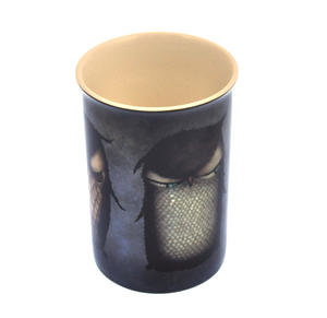 Grumpy Owl Tall Mug in a Gift Box Thumbnail 4