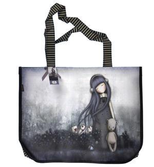 Dear Alice - Woven Shopper Bag By Gorjuss Thumbnail 1