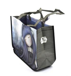 Dear Alice - Woven Shopper Bag By Gorjuss Thumbnail 2