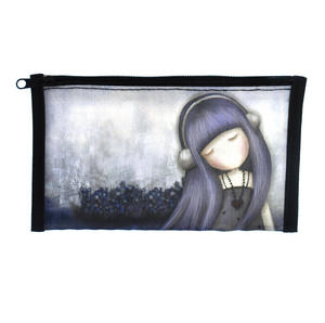Dear Alice - Woven Shopper Bag By Gorjuss Thumbnail 8