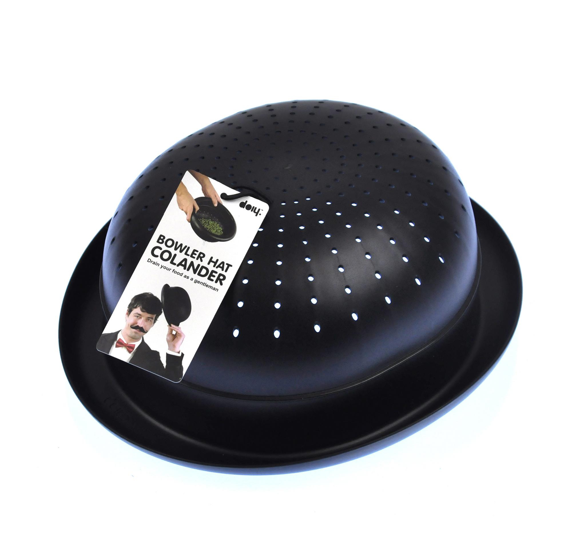 edf11b95bd7cc Bowler Hat Colander Thumbnail 1 ...