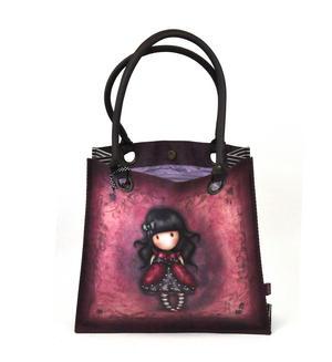 Ladybird - Large Coated Shopper Bag By Gorjuss Thumbnail 1