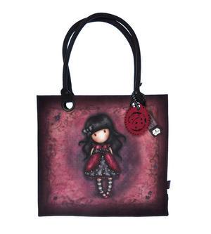 Ladybird - Large Coated Shopper Bag By Gorjuss Thumbnail 4