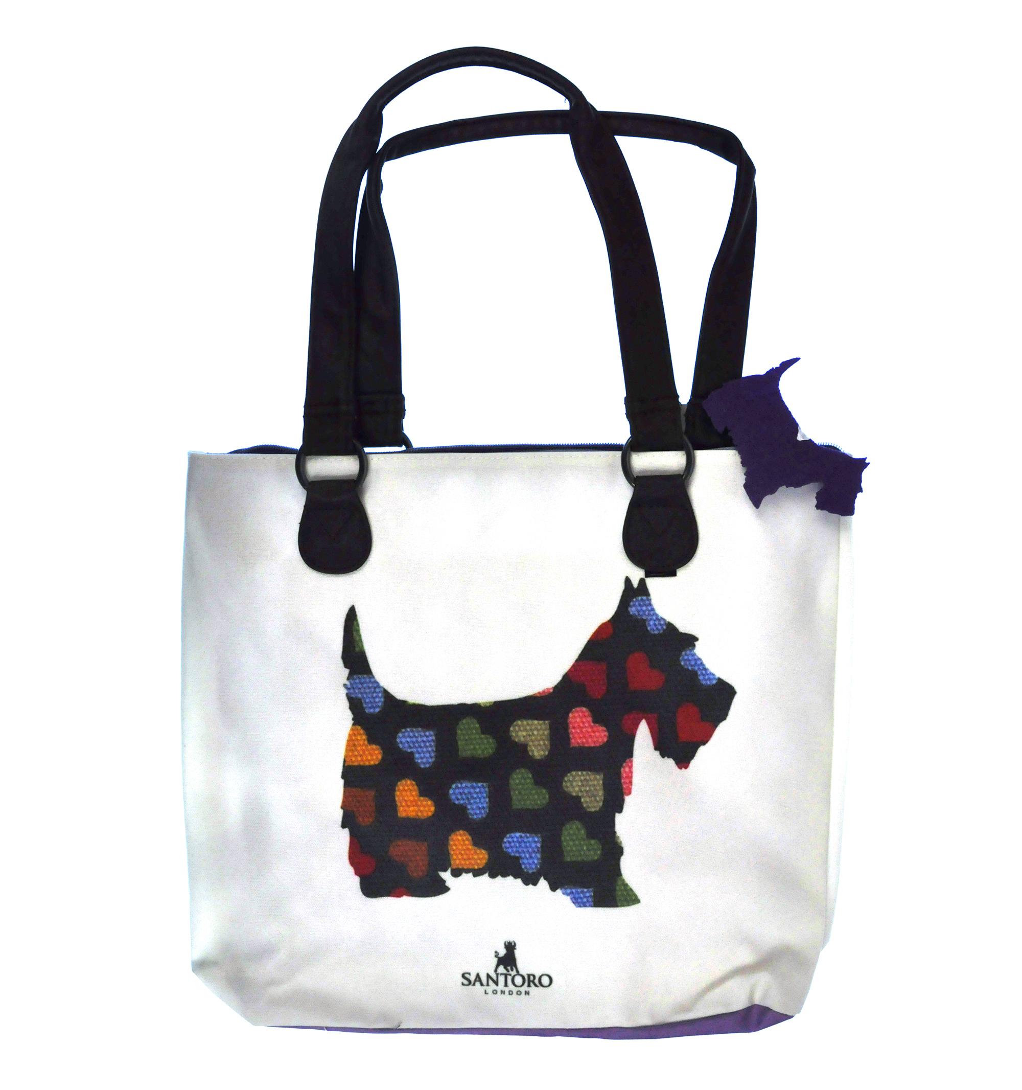 Sentinel Scottie Dogs Shoulder Bag