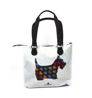 Scottie Dogs Shoulder Bag Thumbnail 1