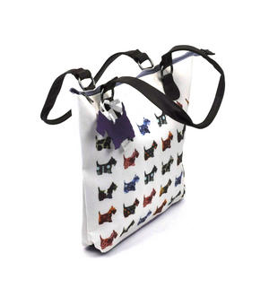 Scottie Dogs Shoulder Bag Thumbnail 2