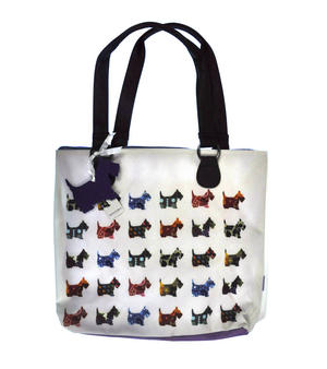 Scottie Dogs Shoulder Bag Thumbnail 3