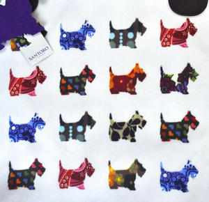 Scottie Dogs Shoulder Bag Thumbnail 4