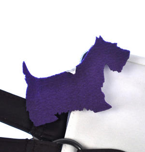 Scottie Dogs Shoulder Bag Thumbnail 5