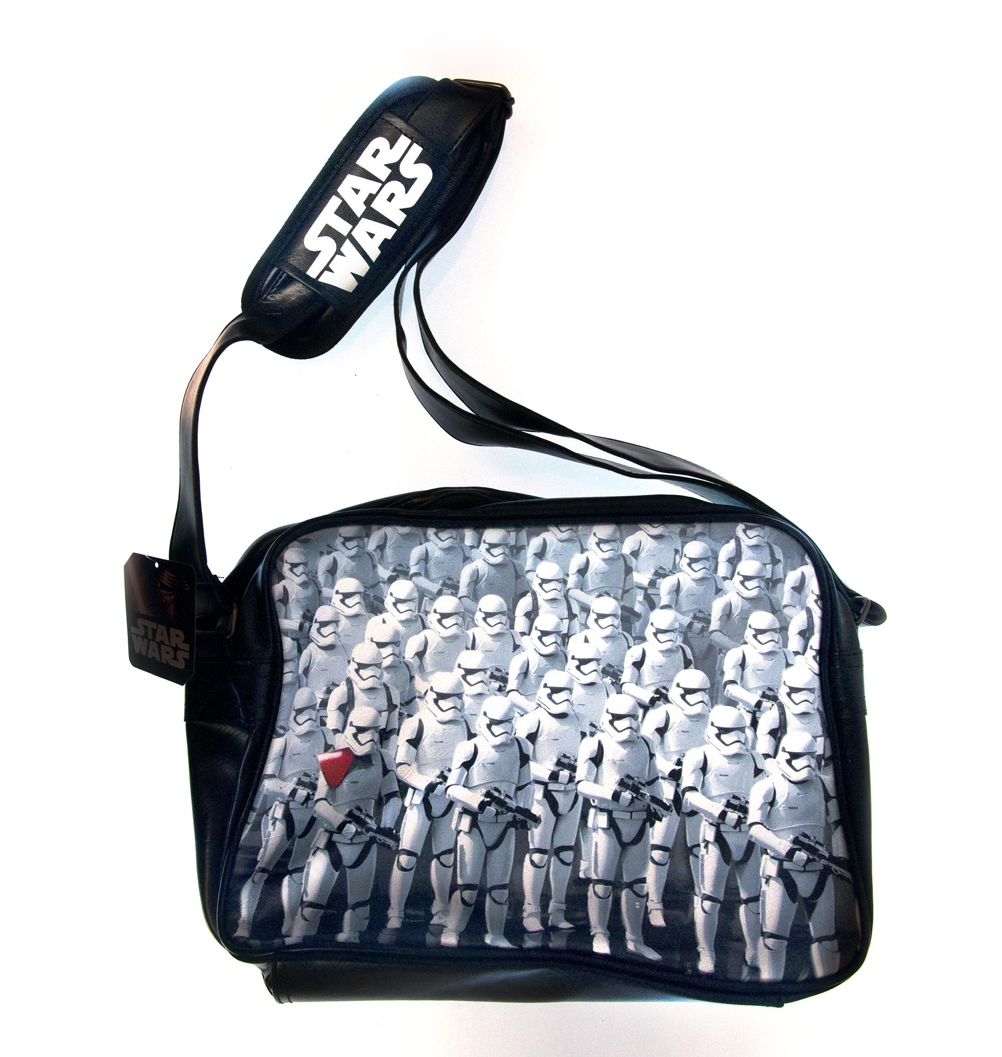 fa846e6642 Star Wars VII Trooper Militare Borsa Volo | eBay