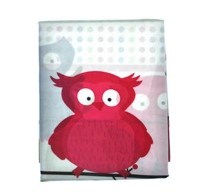 Owls Shower Curtain 180 x 180 cm Thumbnail 3