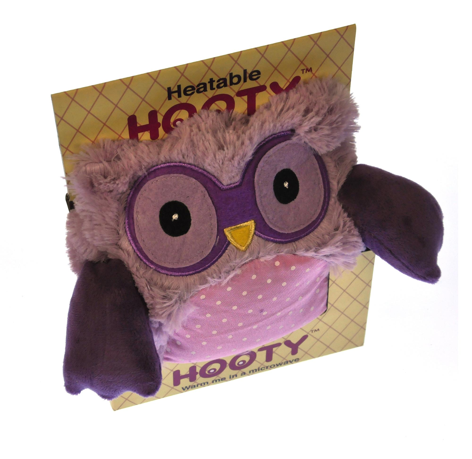 Purple Heatable Hooty