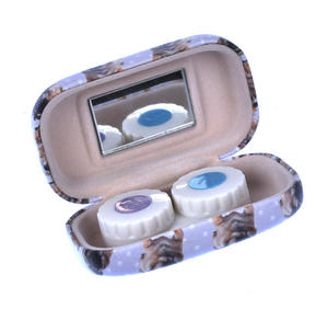 Pugs in Specs Jewellery / Contact Lens Case Thumbnail 2