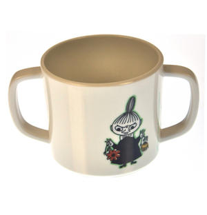 Moomin Double Handled Cup Thumbnail 2