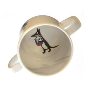 Moomin Double Handled Cup Thumbnail 3