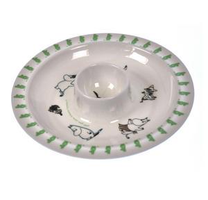 Moomin Egg Cup Plate Thumbnail 2