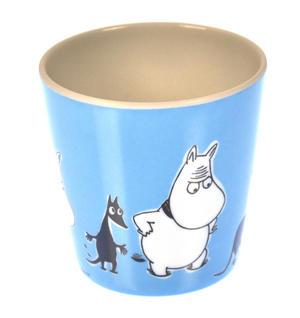 Moomin Small Mug - Blue - Scarf Thumbnail 2
