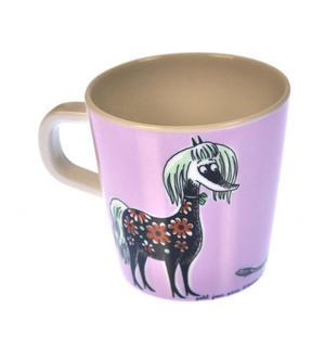 Moomin Small Mug - Pink - Mirror Mirror Thumbnail 3