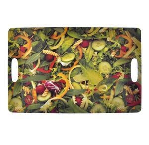 Green Salad - 47cm Melamine Tray Thumbnail 2
