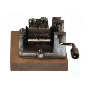 "Chopin in a Box - ""Grande Valse Brillante""  Handcrank Music Box Thumbnail 6"
