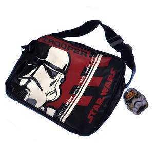 Star Wars RS Messenger Bag - Storm Trooper Thumbnail 1
