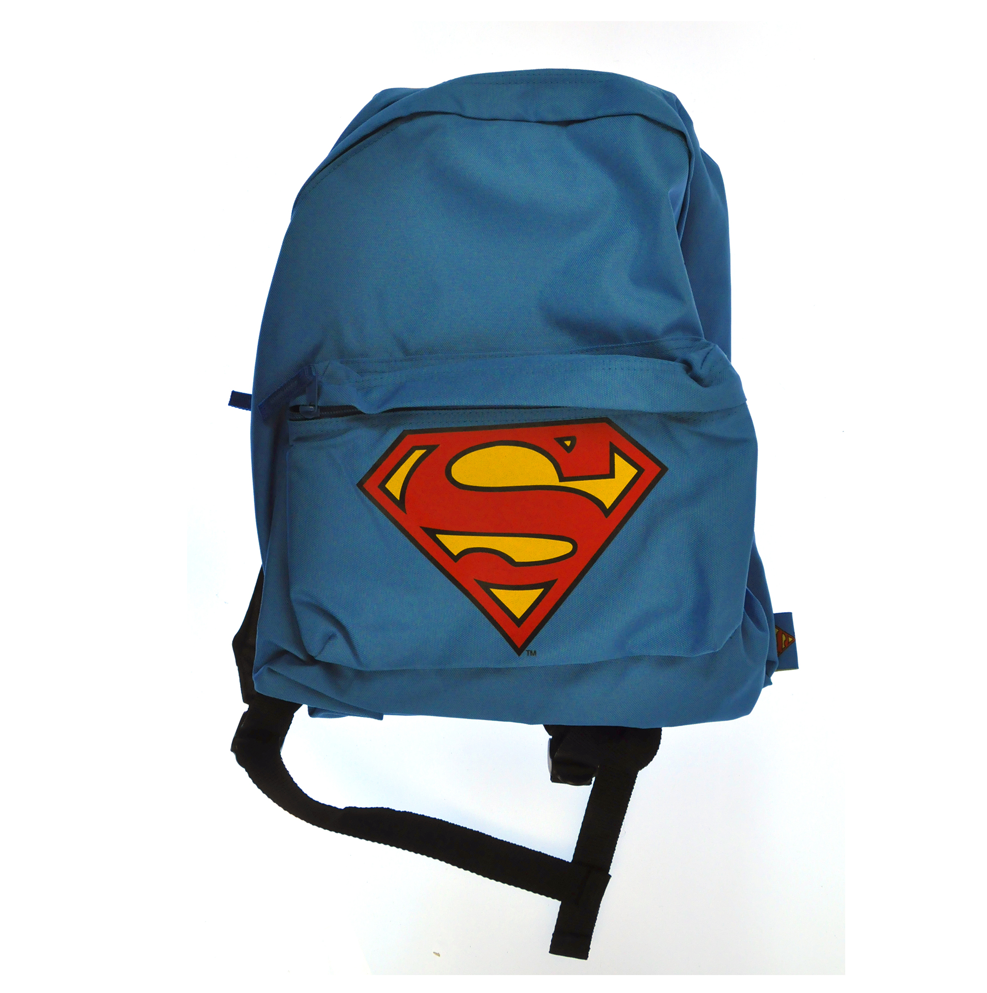 Superman Sky Blue Backpack Pink Cat Shop