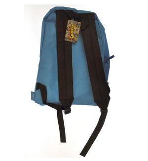 Superman Sky Blue Backpack Thumbnail 3