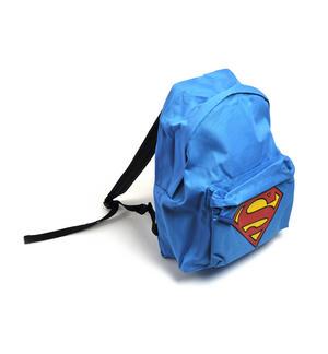 Superman Sky Blue Backpack Thumbnail 5