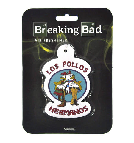 Breaking Bad Air Freshener