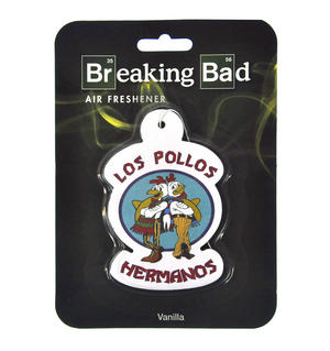 Breaking Bad Air Freshener Thumbnail 1