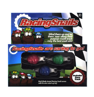 Racing Snails - Three Pack Thumbnail 1