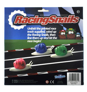 Racing Snails - Three Pack Thumbnail 2