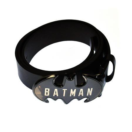 Batman Logo Belt in Metal Presentation Box
