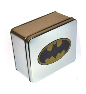 Batman Logo Belt in Metal Presentation Box Thumbnail 5