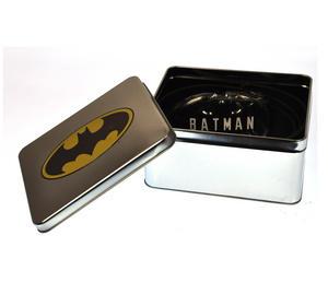 Batman Logo Belt in Metal Presentation Box Thumbnail 6