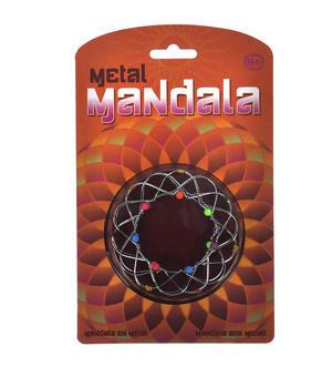 Metal Mandala Thumbnail 1