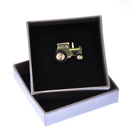Tractor Enamel Lapel Pin