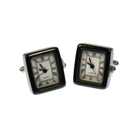 Cufflinks - Quartz Watch