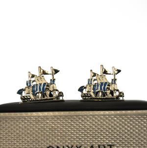 Cufflinks - Galleon Thumbnail 4