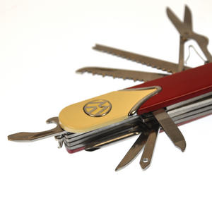 Volkswagen Camper Deluxe Combo Utility Penknife and Keyring Set Thumbnail 2